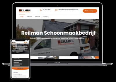 www.reilmanschoonmaakbedrijf.nl